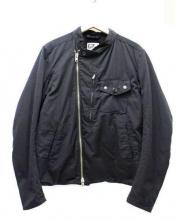 Engineered Garments(エンジニアードガーメンツ)の古着「ライダースジャケット」|ブラック
