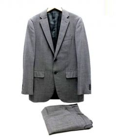 green label relaxing(グリーンレーベルリラクシング)の古着「セットアップスーツ」|グレー