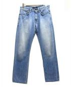 INCOTEX(インコテックス)の古着「SKY SLIMデニムパンツ」|ブルー