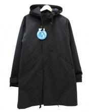 Hysteric Glamour(ヒステリックグラマー)の古着「モッズコート」|ブラック