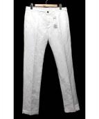 massimo alba(マッシモ アルバ)の古着「リネンパンツ」|ホワイト