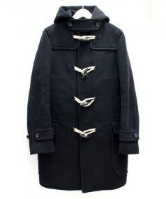 Drawer(ドロワー)の古着「ダッフルコート」|ブラック