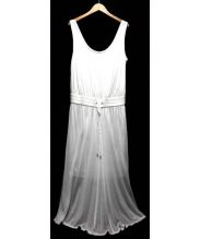 HELMUT LANG(ヘルムートラング)の古着「ノースリーブワンピース」|ホワイト