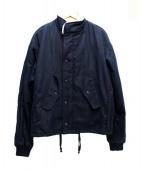 A.P.C. KANYE(アー・ペー・セー カニエ)の古着「ボンバージャケット」|ブラック