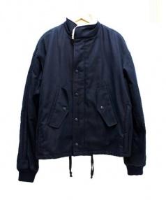 A.P.C. KANYE(アー・ペー・セー カニエ)の古着「ボンバージャケット」|ネイビー