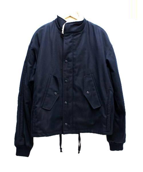 A.P.C. KANYE A.P.C. KANYE (アー・ペー・セー カニエ) ボンバージャケット ネイビー サイズ:S 定価100,000円税抜