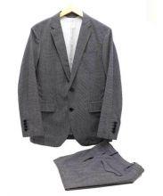 JOSEPH HOMME(ジョセフ オム)の古着「セットアップスーツ」 グレー