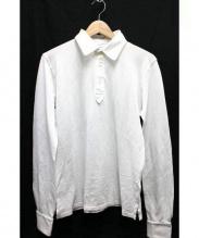 FEDELI(フェデーリ)の古着「GIZA45ポロシャツ」|ホワイト