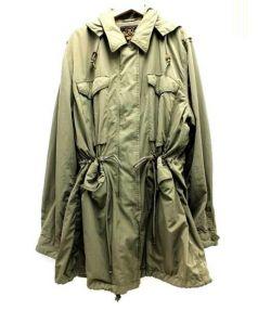 DIESEL(ディーゼル)の古着「モッズコート」|グリーン