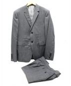 THOM BROWNE(トム ブラウン)の古着「3Bセットアップスーツ」|グレー