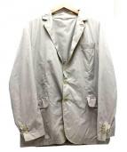 ASPESI(アスペジ)の古着「ナイロン2Bジャケット」 ベージュ
