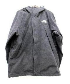 THE NORTH FACE(ザノースフェイス)の古着「ノベルティスクープジャケット」|グレー