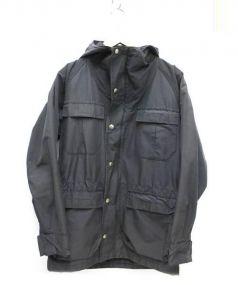 SIERRA DESIGNS(シェラデザイン)の古着「60/40クロスマウンテンパーカー」|ブラック