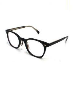 OLIVER PEOPLES(オリバーピープル)の古着「眼鏡フレーム」 ブラック