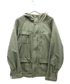 SIERRA DESIGNS(シェラデザイン)の古着「60/40マウンテンパーカー」|カーキ