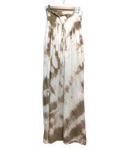 CALUX(キャラクス)の古着「シャーリングベアワンピース」|ベージュ
