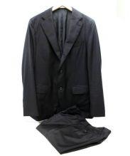 EDIFICE(エディフィス)の古着「シルクピンヘッド3Bスーツ」|ブラック