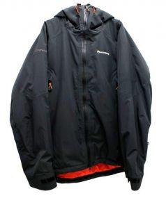 MONTANE(モンテイン)の古着「中綿マウンテンパーカー」|ブラック