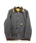 NATAL DESIGN(ネイタルデザイン)の古着「コットンジャケット」 ブラウン
