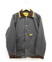 NATAL DESIGN(ネイタルデザイン)の古着「コットンジャケット」|ブラウン
