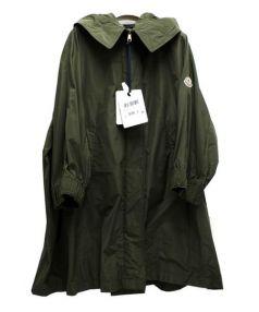 MONCLER(モンクレール)の古着「ナイロンブルゾンコート」|カーキ