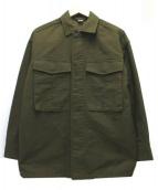 Ron Herman(ロンハーマン)の古着「ミリタリージャケット」|カーキ