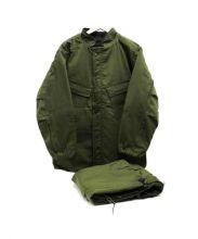 US ARMY(ユーエスアーミー)の古着「1970s US ARMYケミカルプロテクティブスーツ」|カーキ