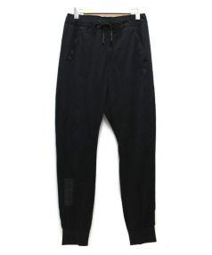 Y-3(ワイスリー)の古着「M SKYLIGHT LONG JOHN」|ブラック