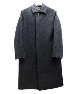 MACKINTOSH(マッキントッシュ)の古着「ウールステンカラーコート」 グレー