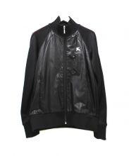 BURBERRY BLACK LABEL(バーバリーブラックレーベル)の古着「ライントラックジャケット」