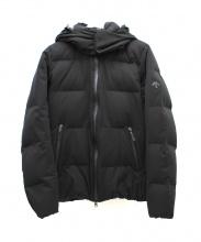 DESCENTE(デサント)の古着「ダウンジャケット」|ブラック