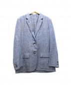 MARGARET HOWELL(マーガレットハウエル)の古着「リネンテーラードジャケット」