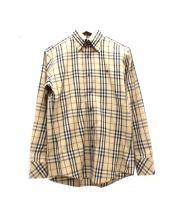 BURBERRY BLACK LABEL(バーバリーブラックレーベル)の古着「ノヴァチェックシャツ」