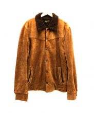 TENDERLOIN(テンダーロイン)の古着「スウェードジャケット」