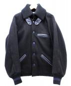 SKOOKUM(スクーカム)の古着「ドンキーカラーアワードジャケット」|ネイビー