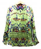 Inpaichthys kerri(インパクティス ケリー)の古着「シルクシャツ」