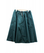 LE GLAZIK(ル・グラジック)の古着「ギャザーフレアスカート」