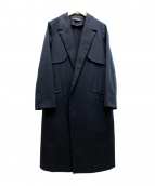 SACRA(サクラ)の古着「IZA DOUBLE CLOTHチェスターコート」