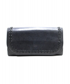 Chloe(クロエ)の古着「長財布」 ブラック