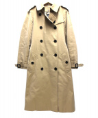 BURBERRY LONDON(バーバリーロンドン)の古着「裏ノヴァライナー付トレンチコート」|ベージュ