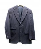 CORNELIANI(コルネリアーニ)の古着「2Bジャケット」|ブラック