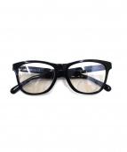 OAKLEY(オークリー)の古着「伊達メガネ」|ブラック