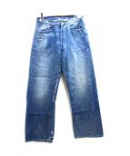 LEVI'S VINTAGE CLOTHING(リーバイスヴィンテージクロージング)の古着「復刻デニムパンツ」 インディゴ