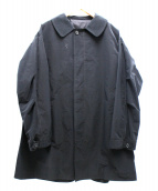NuGgETS(ナゲッツ)の古着「BALMACAAN COAT」|ブラック