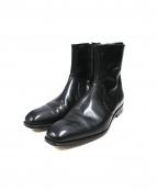 Tricker's(トリッカーズ)の古着「サイドジップブーツ」|ブラック