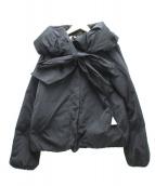 MONCLER(モンクレール)の古着「PREMIEREダウンジャケット」 ブラック