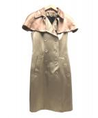 BURBERRY PRORSUM(バーバリープローサム)の古着「トレンチコート」|ブラウン