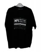 martine rose(マーティン ローズ)の古着「プリントTシャツ」|ブラック