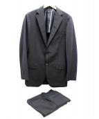 RING JACKET(リングジャケット)の古着「2Bスーツ」|ブラック