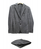 TOMORROW LAND PILGRIM(トゥモローランドピルグリム)の古着「2Bスーツ」|グレー